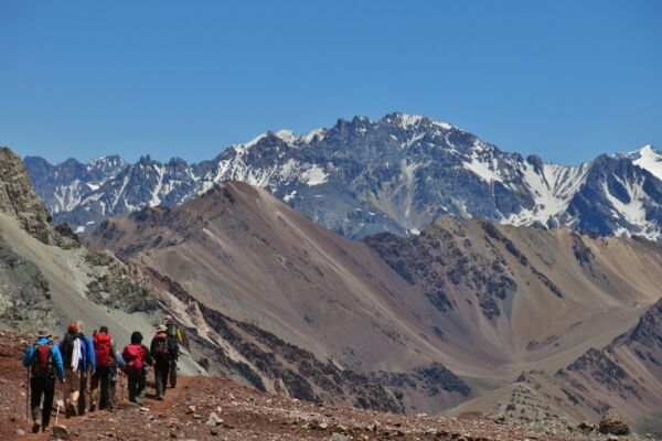 Aconcagua Besteigung - Trek / Expedition ab der Schweiz