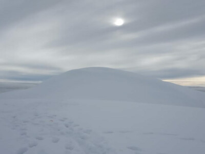 Summit of Chimborazo: Snow / Schnee | © SummitClimb Ecuador