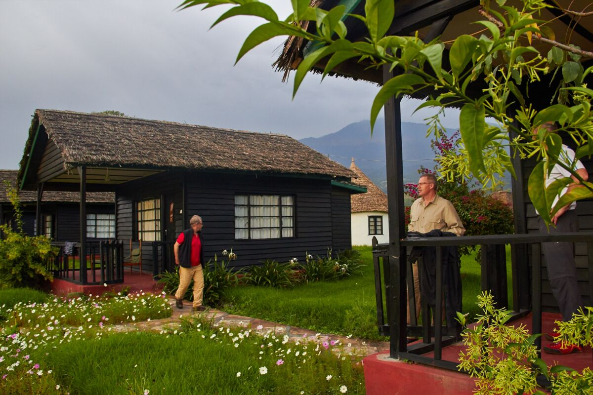 Momella Lodge im Arusha Nationalpark
