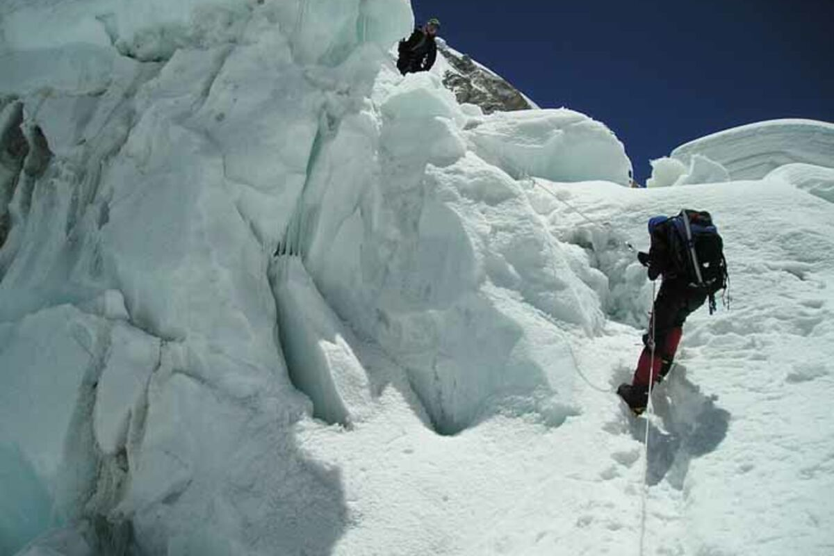 Everest Ice Fall | © SummitClimb - Dan Mazur