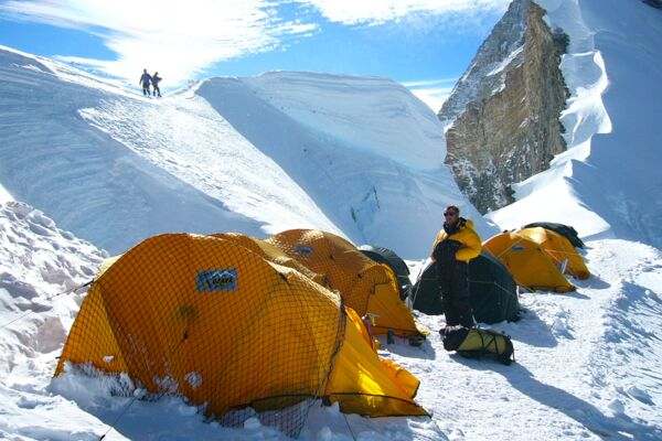 Mount Everest - Trekking auf den North Col