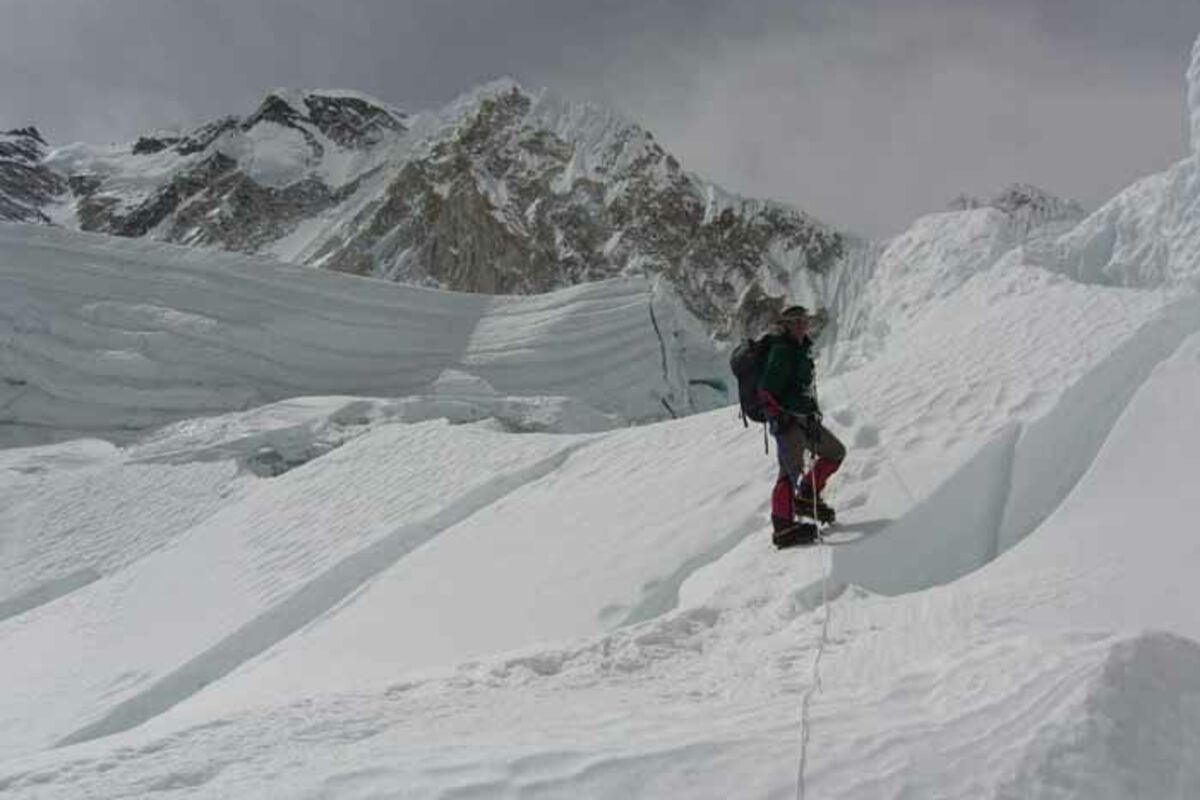 Expeditions Nepal Mount Everest and Lhotse, Climbing in the Khumbu | © SummitClimb Nepal