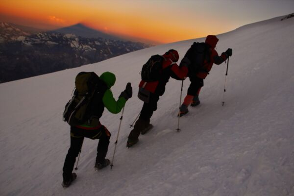 Elbrus - Summit of Europe - Bergreise